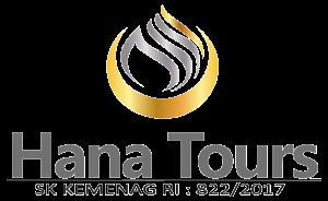 Umroh Murah Hana Tours - Logo